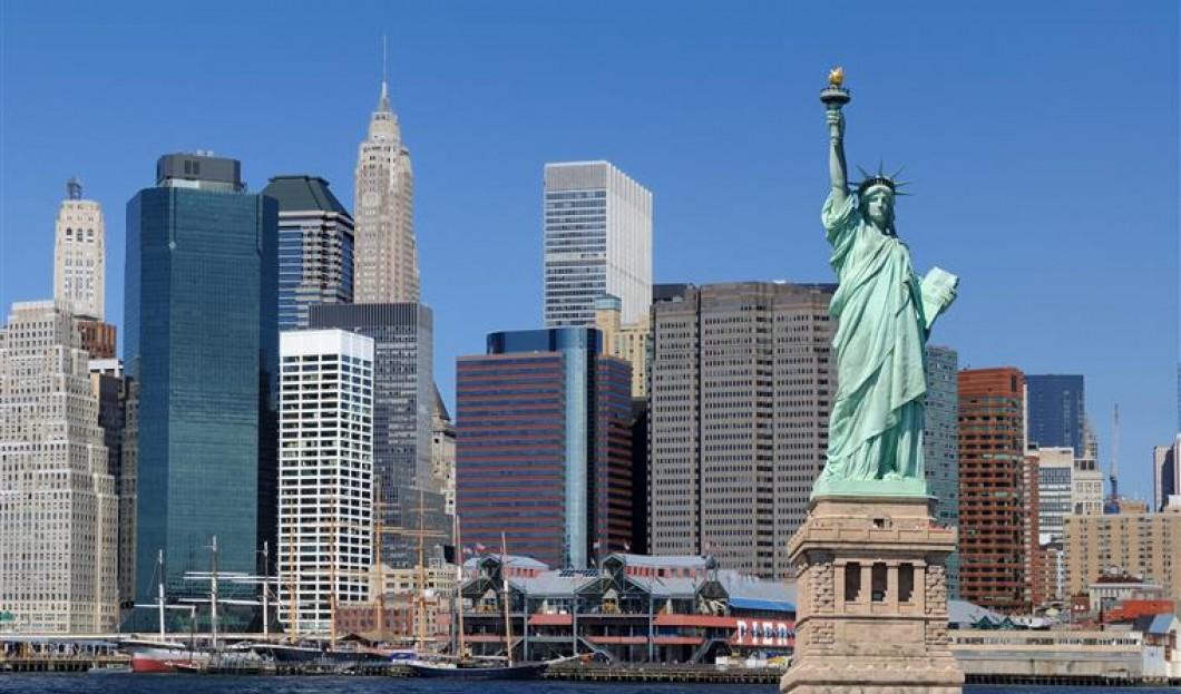 7) Estatua de la Libertad, Nueva York, EE.UU.