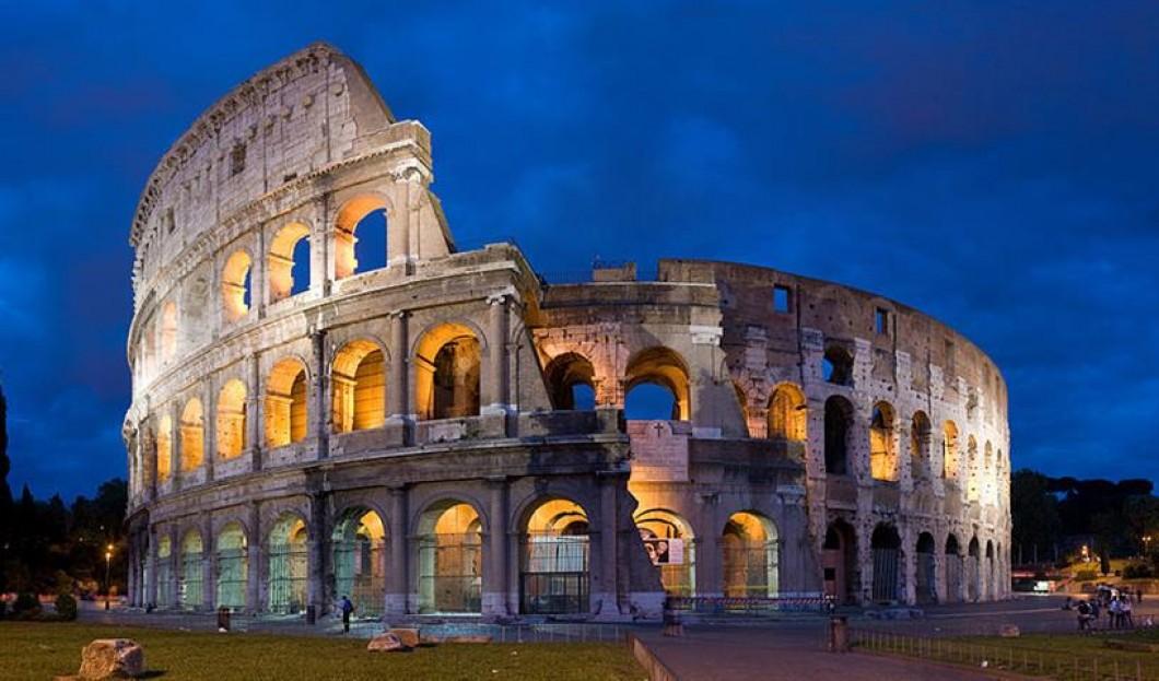 6) Coliseo, Roma, Italia