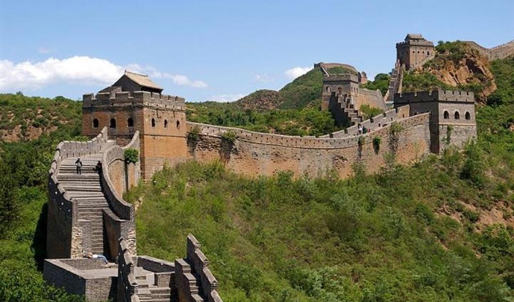 2) Gran Muralla China, China