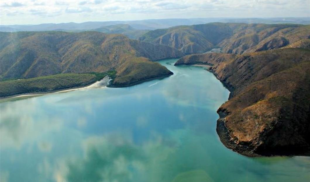 Australia – Archipiélago Buccaneer en Talbot Bay