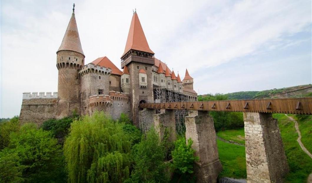 Castillo Hunyad, Rumania