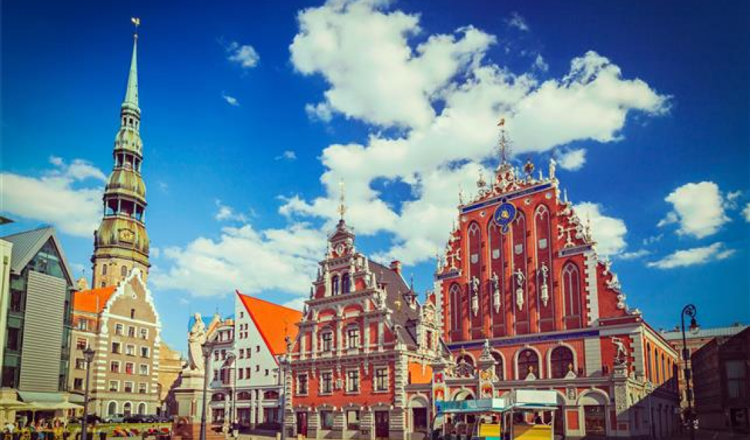 7 / Riga, Letonia