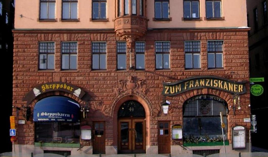 Zum Franziskaner en Estocolmo, Suecia
