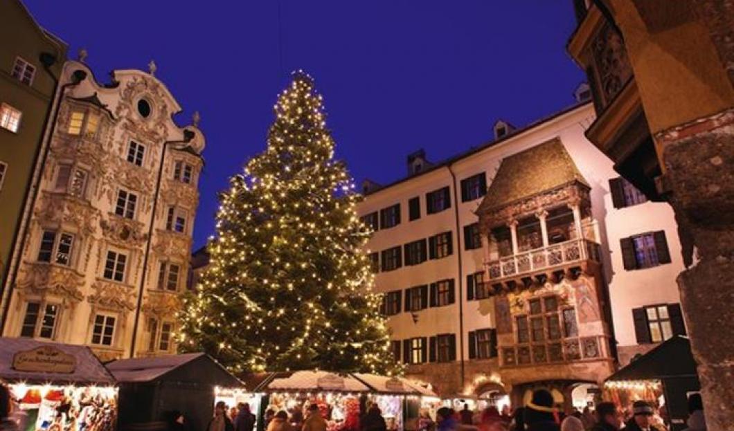 Mercados Navideños de Innsbruck