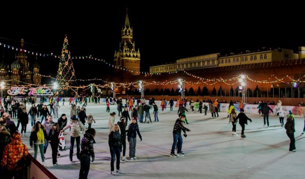 Festival Navideño de Moscú