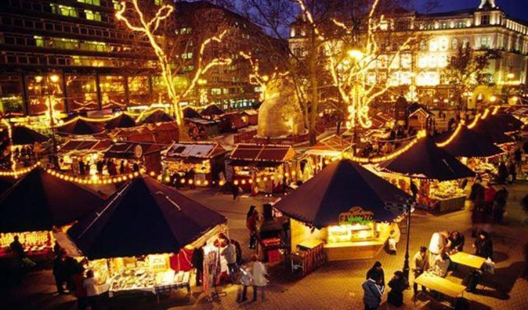 Feria Navideña y Festival de Invierno de Budapest